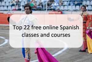 Top free Spanish Classes