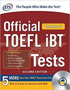 TOEFL 対策_TOEFL iBT_TOEFL 教材