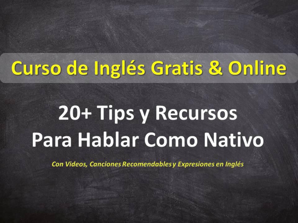 Los 16 Mejores Cursos De Ingles Gratis Y Online 20 Recursos Gratuitos Amazingtalker